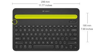 clavier-logitech-android