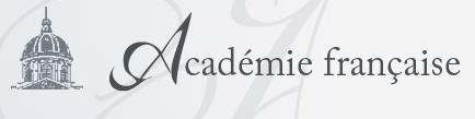 Dictionnaire Académie française
